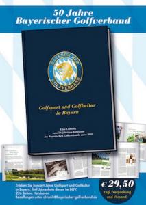 BGV-Chronik Golfsport und Golfkultur in Bayern
