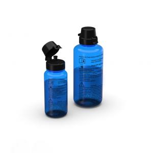 Flasche mit Desinfektionsmittel 0,4l