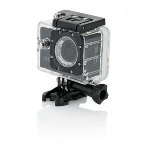 Acion Kamera mit 11tlg. Zubehör