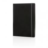 Deluxe A5 Softcover Notizbuch mit farbigen Akzenten