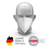 """Atemschutzmaske """"A"""" FFP2 NR CE 0534"""