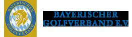 Onlineshop des Bayerischen Golfverbands e.V.